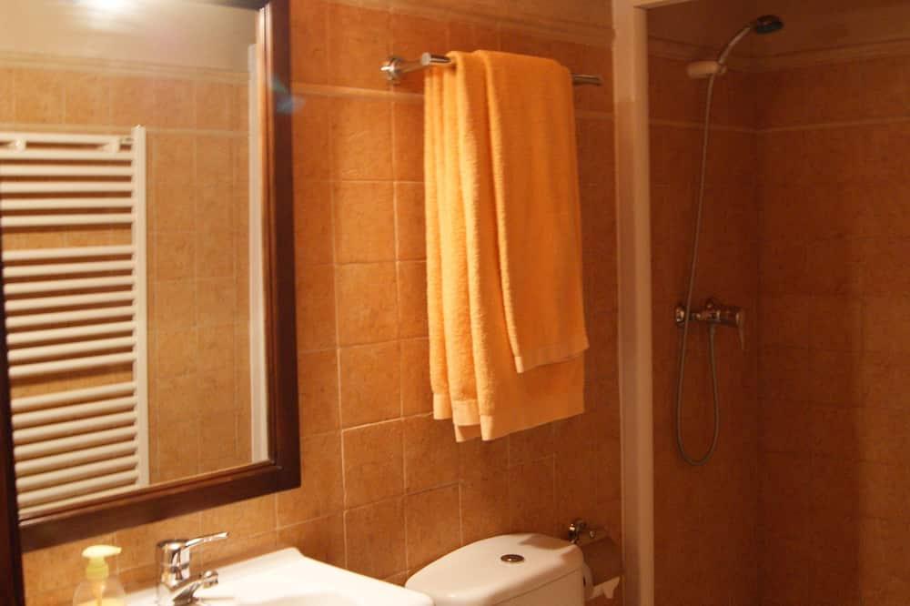 公寓, 2 間臥室, 山景 - 浴室