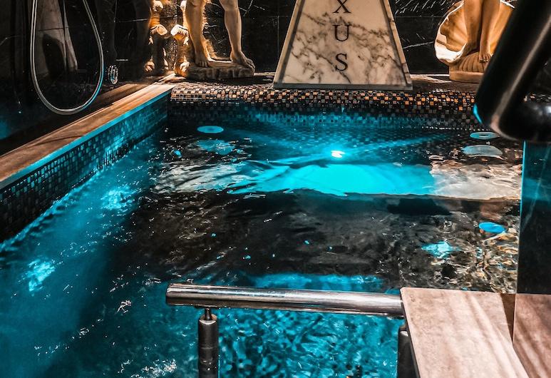 Roma Luxus Hotel, Rim, Spa