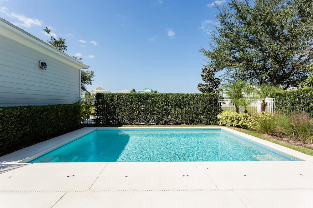 Family Villa, 3 Bedrooms, Golf View, Garden Area - Outdoor Pool