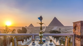Bild vom Great Pyramid Inn in Giza