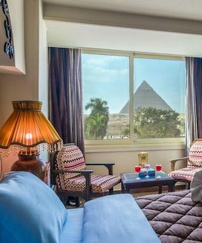 Kuva Great Pyramid Inn-hotellista kohteessa Giza