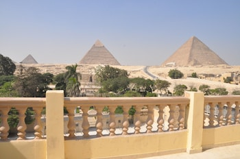 Bild vom Great Pyramid Inn in Giza