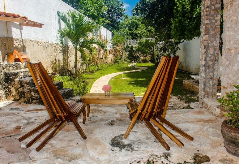 Casa de Zari B&B, Campeche, Záhrada