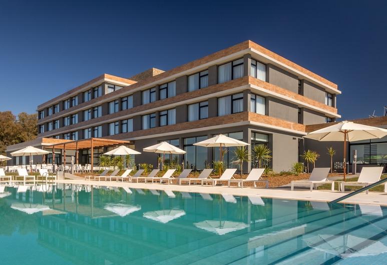 Salinas del Almiron Resort & Spa Termal, Guichon, Kolam