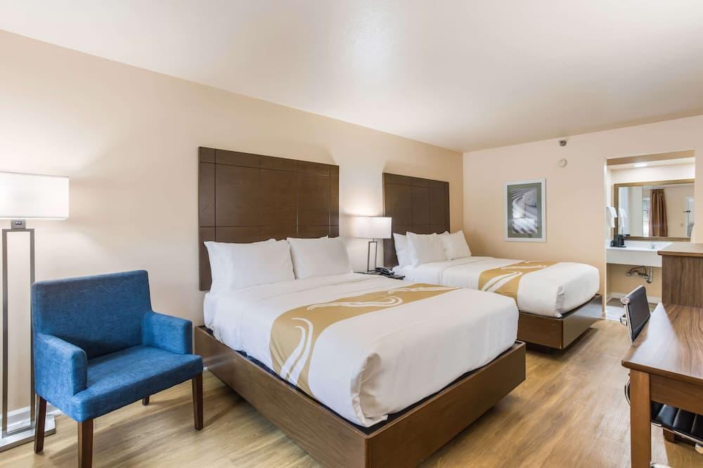 Phòng Tiêu chuẩn, 2 giường cỡ queen, Hút thuốc - Phòng