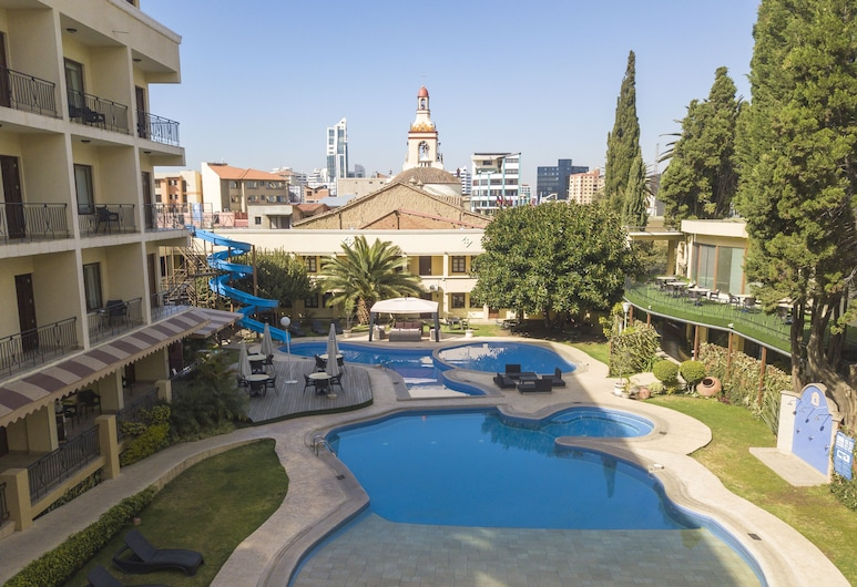 Gran Hotel Cochabamba, Kočabamba, Baseinas