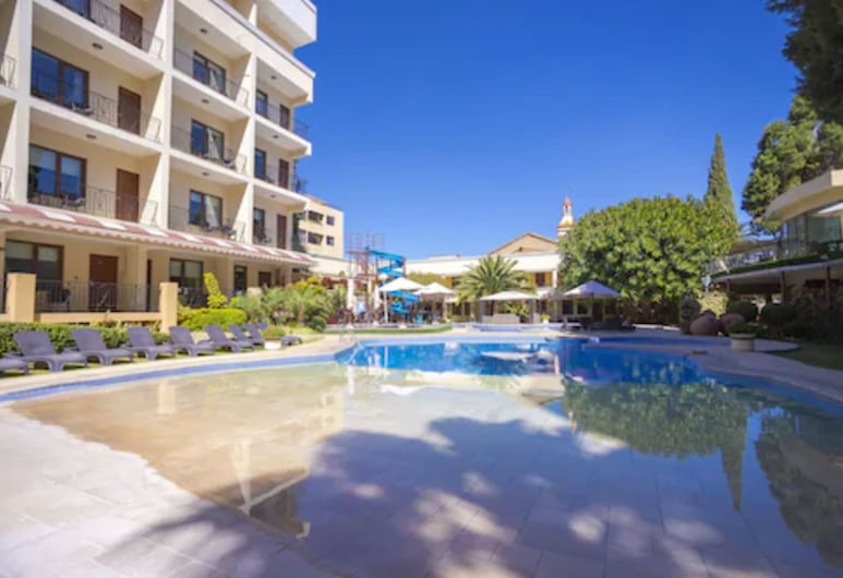 科恰班巴大飯店, 科恰班巴, 日光浴甲板