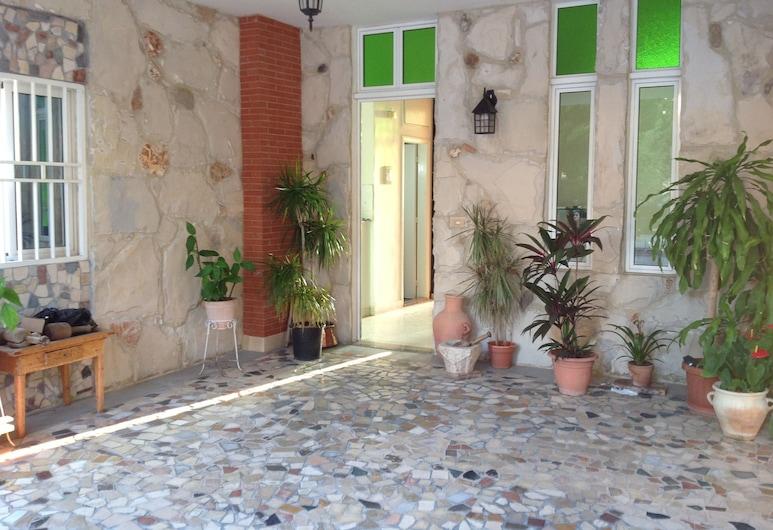 Hotel Amada, Fidar, Hotelfassade