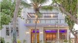 Sélectionnez cet hôtel quartier  à Maafushi, au quartier gothique (réservation en ligne)