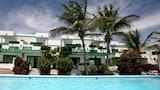 Sélectionnez cet hôtel quartier  Teguise, Espagne (réservation en ligne)