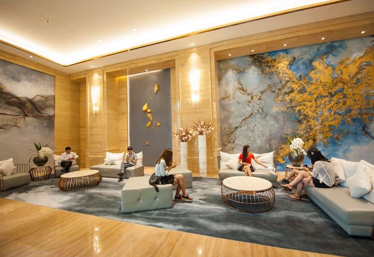 King International Hotel Shenzhen, Shenzhen, Aulan oleskelutila