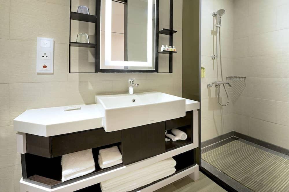 雙人精緻房 - 浴室