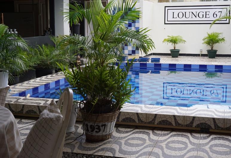 Holland Lodge Paramaribo, Paramaribo, Vonkajší bazén