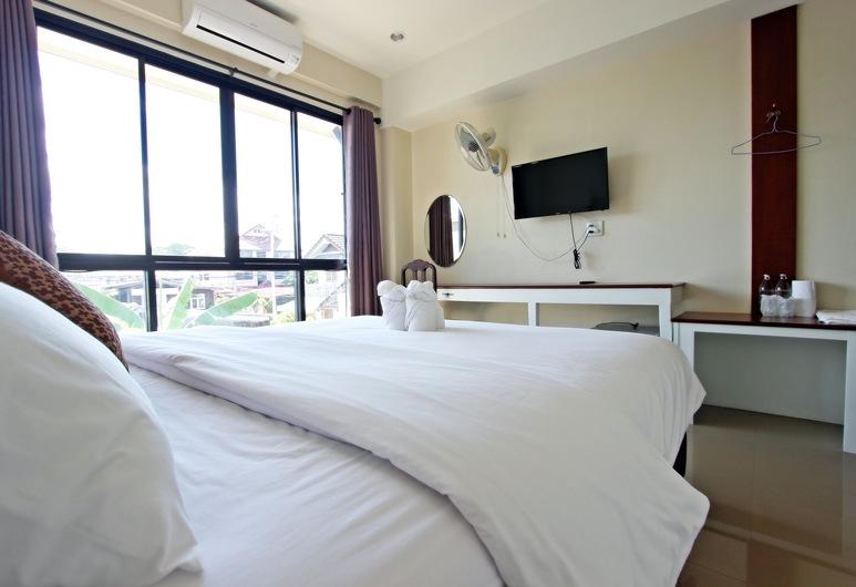 Baan Pordeedin, Chiang Rai, Standard szoba kétszemélyes ággyal, Vendégszoba