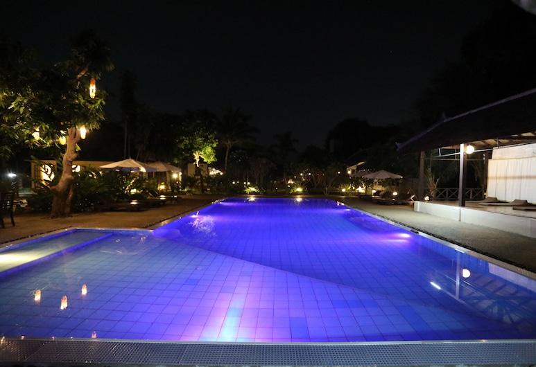 Luang Prabang Paradise Resort, Luang Prabang, Außenpool