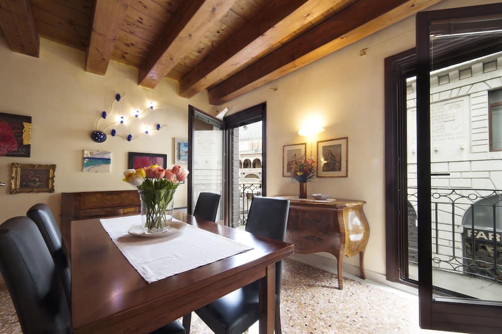 Luxusní apartmán, 2 ložnice - Obývací prostor