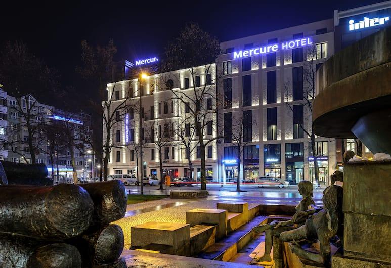 Mercure Hotel Berlin Wittenbergplatz, Berlín, Exterior