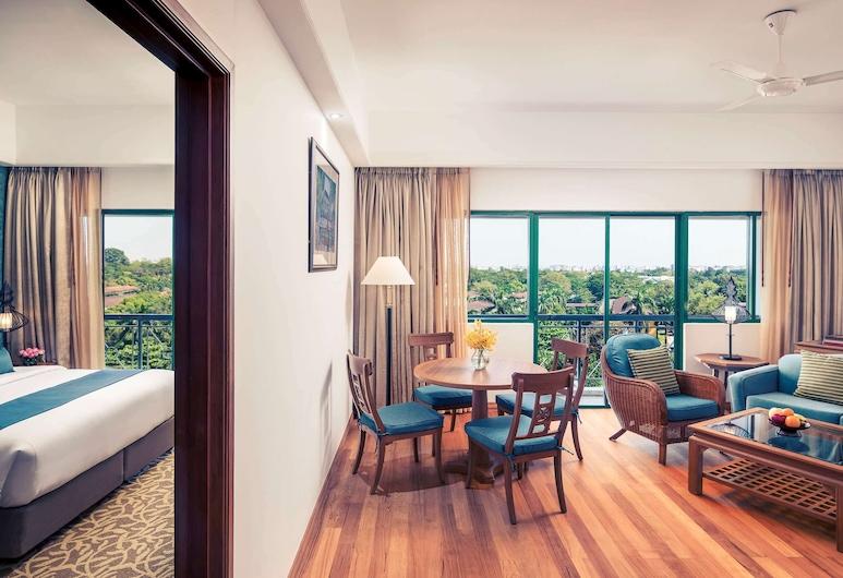 Mercure Yangon Kaba Aye, Rangún, Izba, 2 spálne, balkón, Hosťovská izba