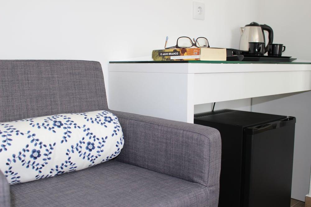 Suite Confort, 1 chambre - Salle de séjour