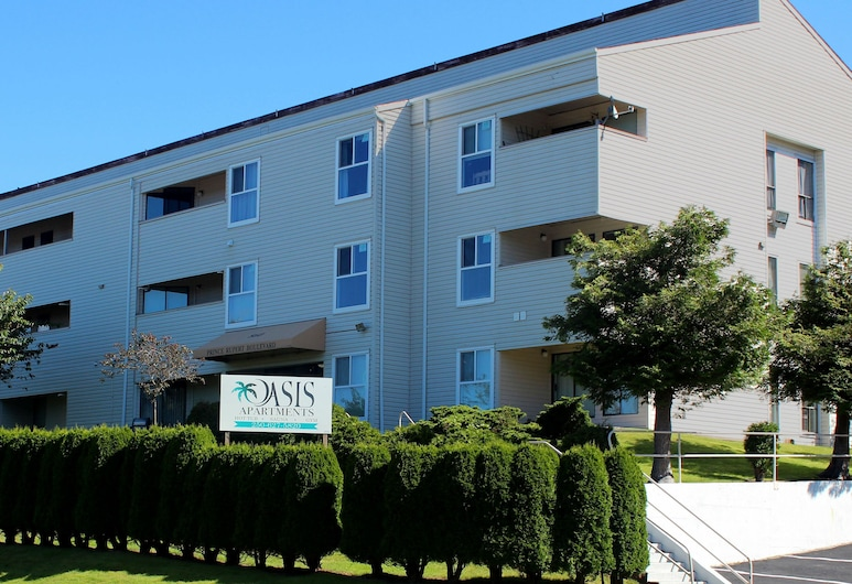 Oasis Apartments, Prince Rupert