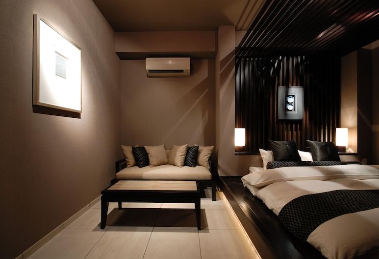 AROMA KURAVI - Adults only, Kawasaki, Štandardná izba (Sofa & Bed or Low bed), Hosťovská izba