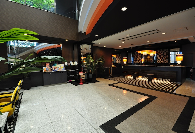 APA Hotel TKP Sapporo Ekikita EXCELLENT, Sapporo, Lobby