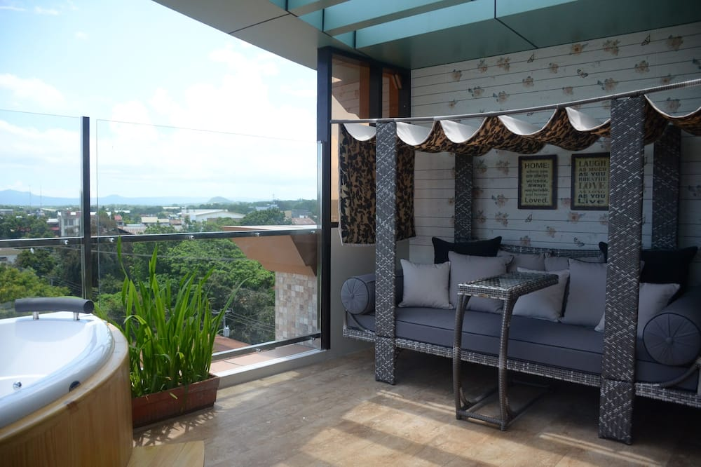 Suite Presidensial - Balkon