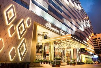 Foto van Shenzhen Lido Hotel in Shenzhen