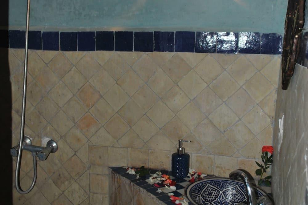 双人房, 无障碍, 一层 - 浴室