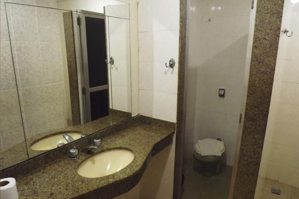Double Room, Shared Bathroom - Bathroom