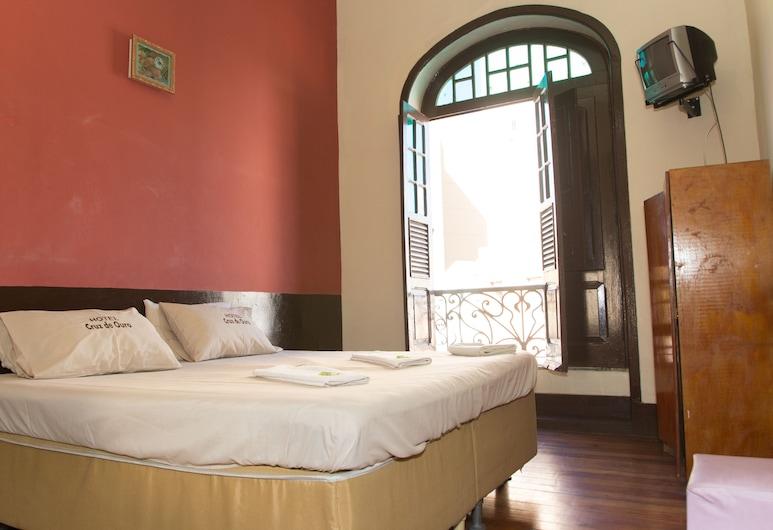 Hotel Cruz de Ouro, Rio de Janeiro, Štandardná dvojlôžková izba, Hosťovská izba