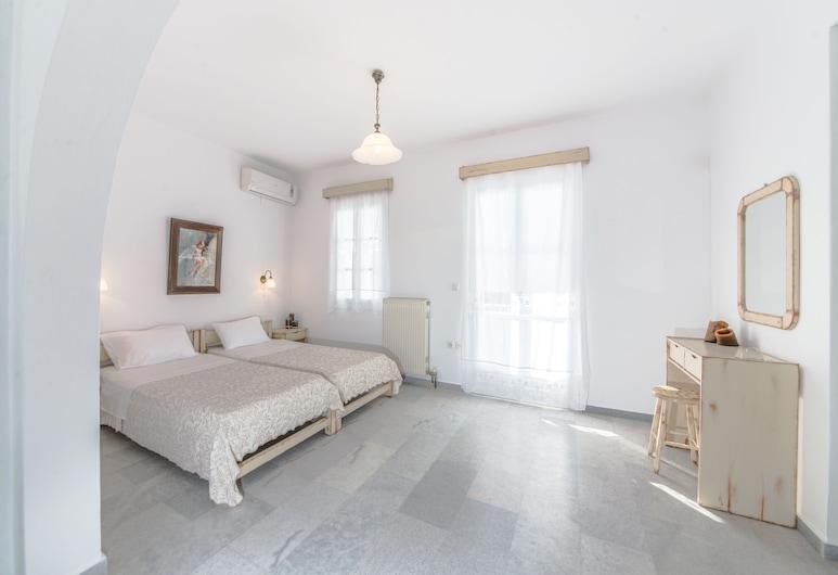 Fragias Boutique Studios & Apartments, Naxos, Dvojlôžková izba typu Deluxe, Obývacie priestory