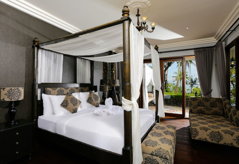 Villa Delmara At Balian Beach, Selemadeg, Vila, 4 spálne, súkromný bazén, Izba