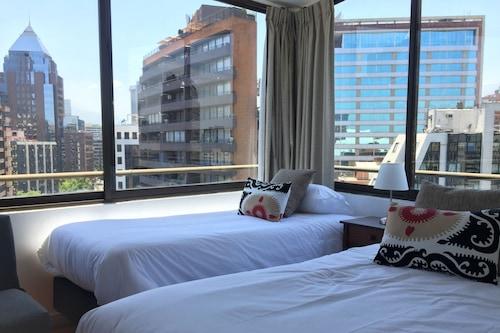 科斯塔内拉中央公寓飯店/