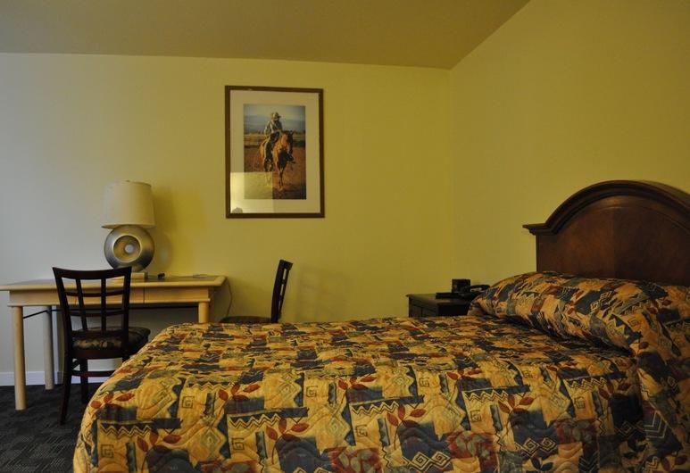 Camrest Motel, Камрос, Номер, 1 двоспальне ліжко, Номер