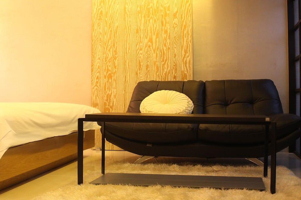 Suite (Modern) - Ruang Tamu