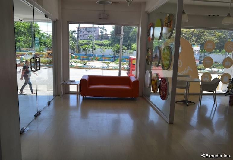 Islands Stays Hotels- Mactan, Lapu-Lapu, Lobby Sitting Area