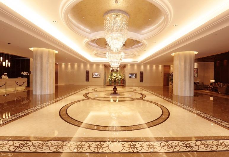上海長榮桂冠酒店, 上海市, 大堂