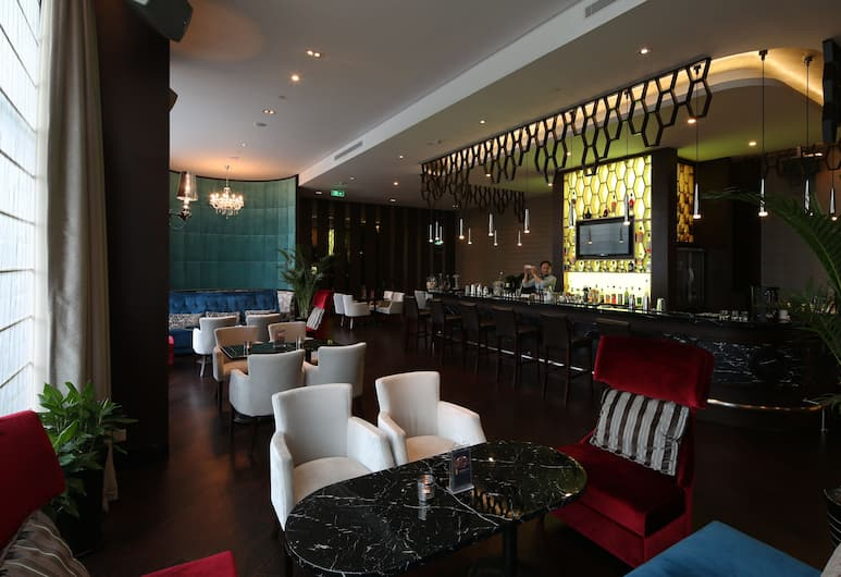 Evergreen Laurel Hotel Shanghai, Shanghai, Hotellounge