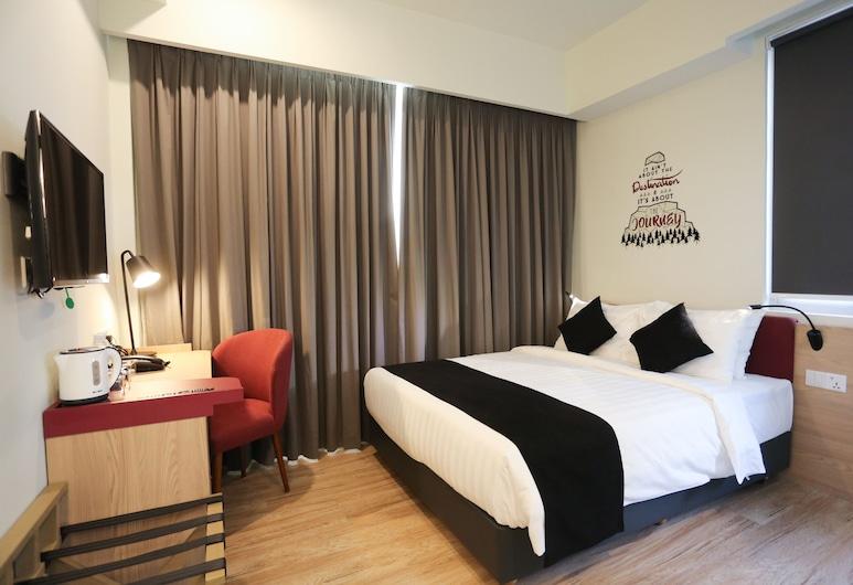 Avenue J Hotel Central Market KL, Kuala Lumpur, Standard Mood Double Queen, Guest Room