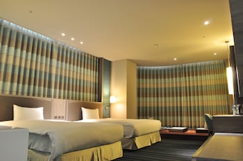 Taitung bölgesindeki Chii Lih Hotel resmi