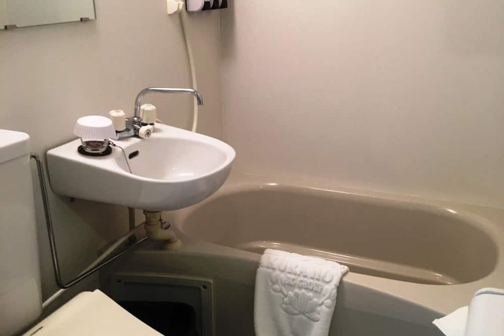 Superior-Zimmer, Raucher - Badezimmer