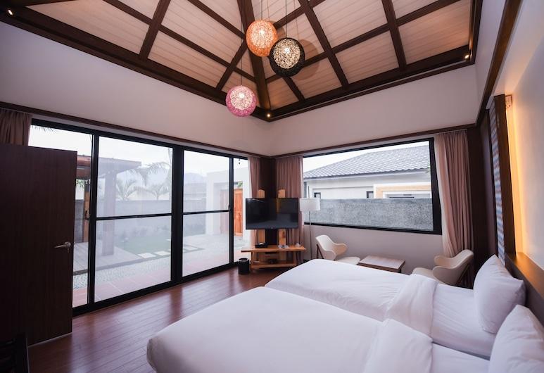 Taitung Chii Lih Resort, Luye, Vila (301), Hosťovská izba