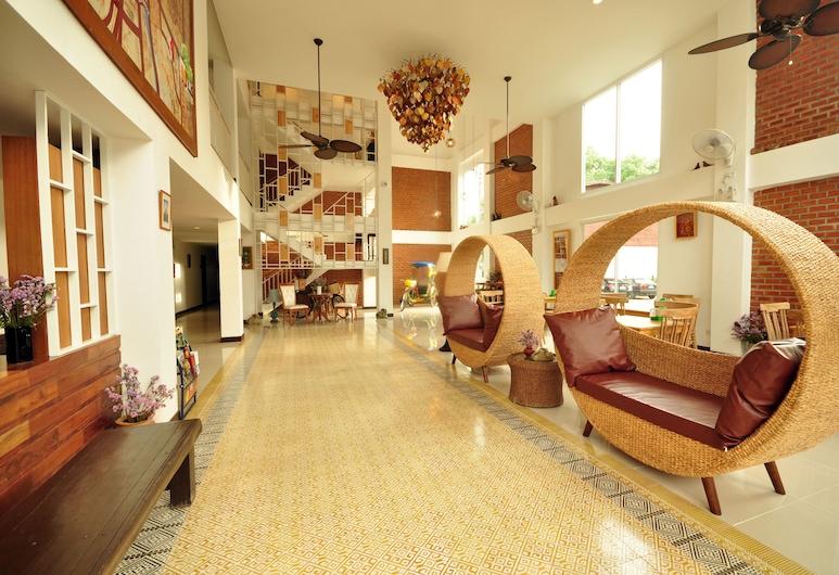 我的清邁精品旅館, 清邁, 入口