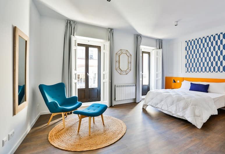 Urban Vida Calatrava, Madrid, Apartment, 2 Bedrooms (Flores), Room