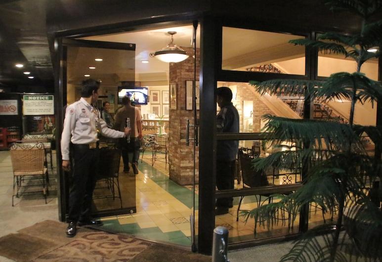 Roxas President's Inn, Roxas City, Hotel Entrance