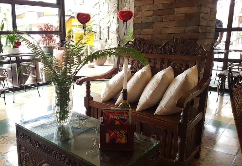 Roxas President's Inn, Roxas City, Sala de Estar do Lobby