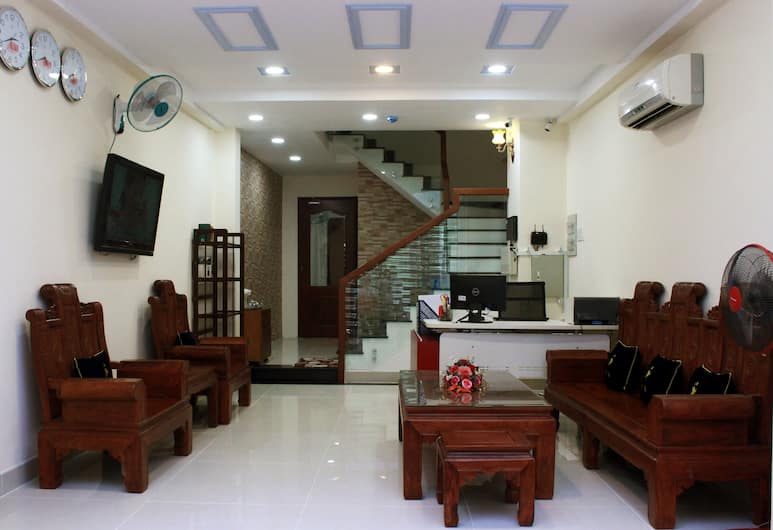 Sunny Guest House, Ho Chi Minh-Stad