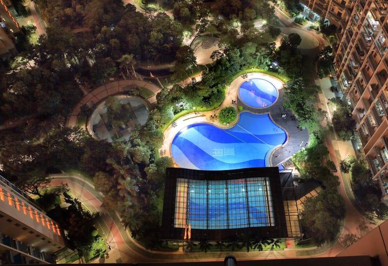 深圳灣科技園海尚酒店, 深圳市, 兒童遊樂區 - 室外
