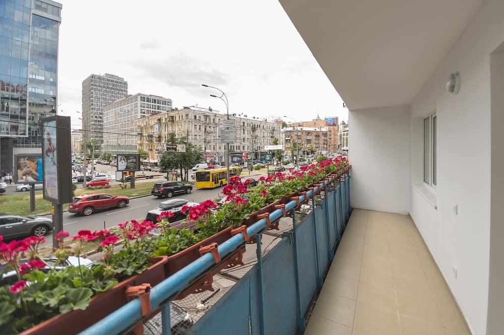 Апартаменти, кухня - Балкон